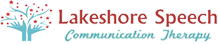 Lakeshore Speech Communications Logo